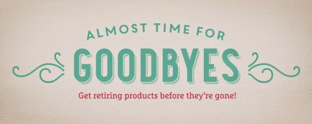 Retiring Products 2015