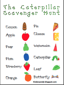 https://www.teacherspayteachers.com/Product/VH-Caterpillar-Scavenger-Hunt-2063999