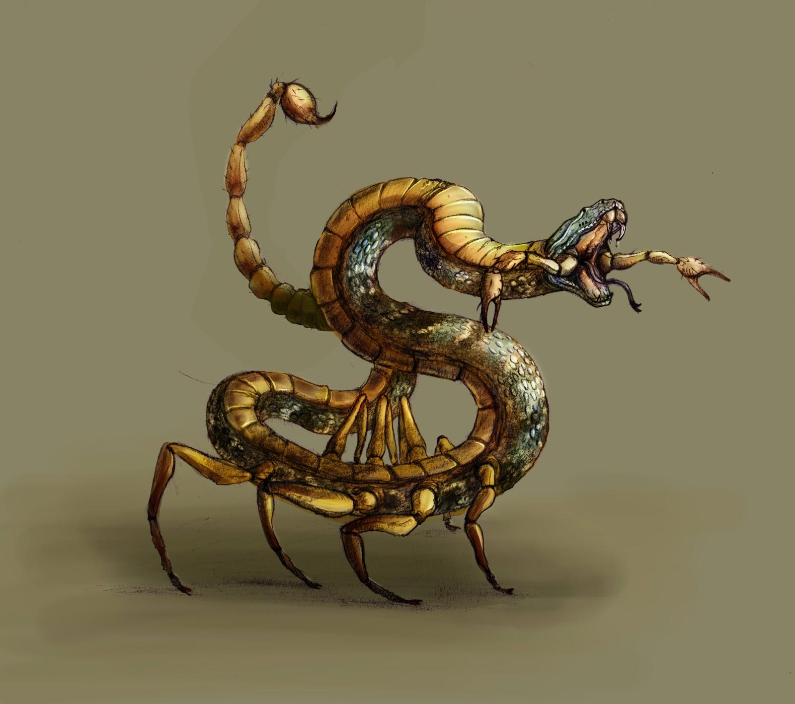 скорпион гороскоп на год змеи #10