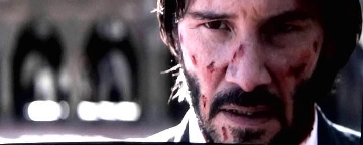 Screenshots Keanu Reeves On John Wick Chapter 2 (2017) HD-TS 720p stitchingbelle.com