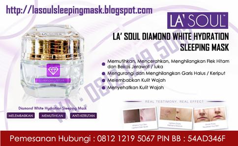 Beli La'Soul Sleeping Mask Di Bandung, beli lasoul murah di bandung, beli lasoul sne, lasoul sne murah, La'Soul Sleeping Mask