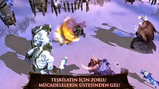 Dungeon Hunter 4 Hile Mod Apk Data
