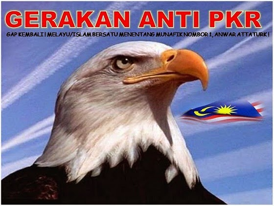 GERAKAN ANTI PKR