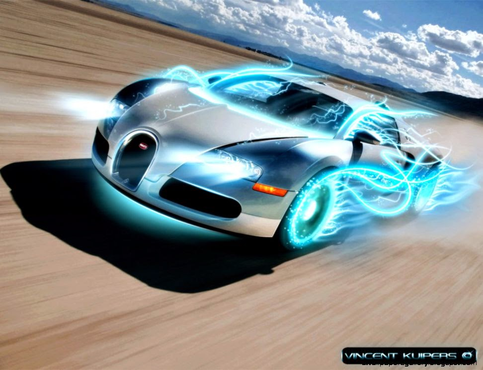 Pink Bugatti Veyron Wallpaper