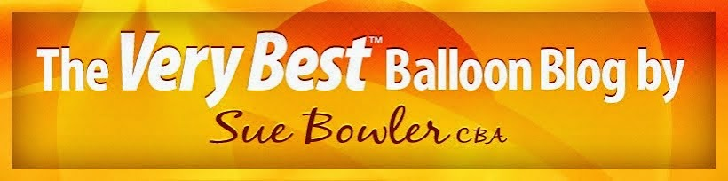 The Very Best Balloon Blog
