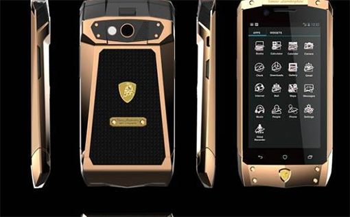 lamborghini phone, 88 tauri, smartphone