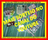 MAIS SORTEIO de Aniversário no Canal do Youtube By Monica Miranda e Muitos mais Prêmios