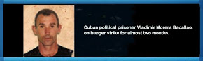 CUBAN TRADE UNIONIST RELEASED AFTER 100 DAYS HUNGERSTRIKE