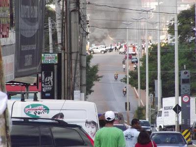 Moradores do bairro Morro da Cruz cobram melhorias