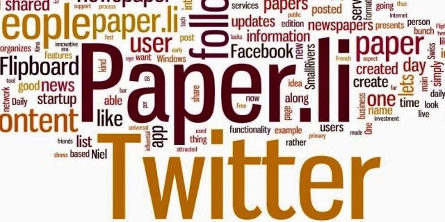 Paper.li (www.paper.li)