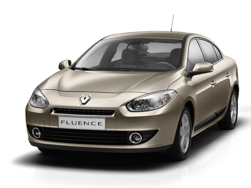 el auto ideal renault fluence 2011. Black Bedroom Furniture Sets. Home Design Ideas