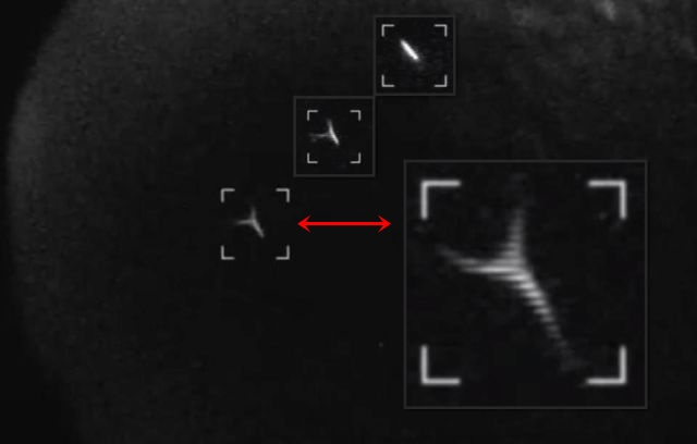 Unusual 'Object' enters Atmosphere captured by NASA's SkyCam  NASA%2Bskycam%2Bvector%2Bufo%2Batmosphere