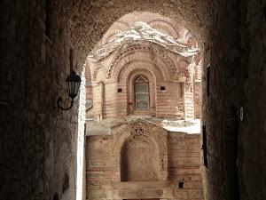 Chios village