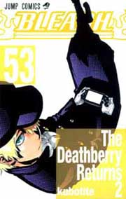 Ver Descargar Bleach Manga Tomo 53