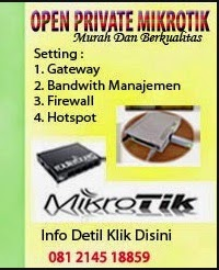 Training Mikrotik Basic