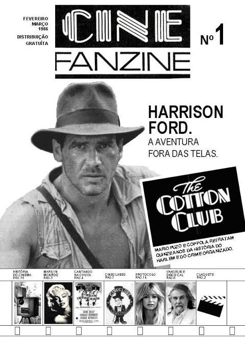 CINE FANZINE (1986 - 1987)