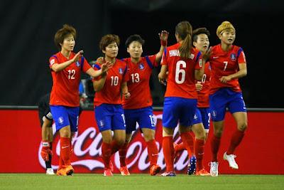 FIFA Women's World Cup 2015: South Korea vs Spain Live Stream