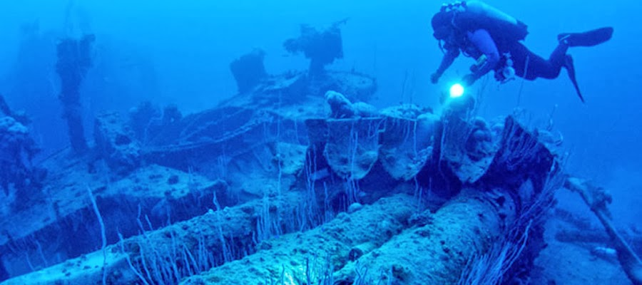Guest Post The Top Scuba Diving Spots Around The World