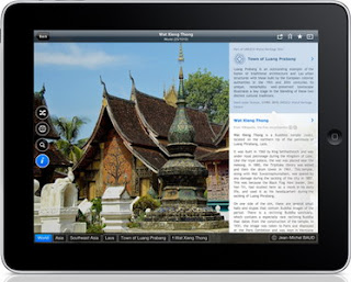Fotopedia Heritage 2.0 released, now features slideshow, shuffle and wallpapers