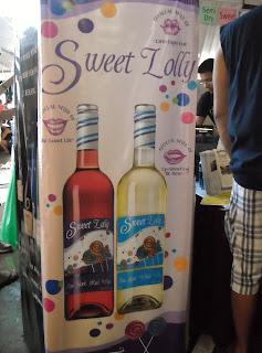 Sweet Lolly Wine