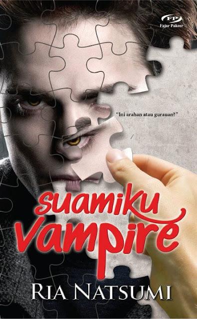 novel suamiku vampire
