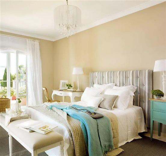Hermosos dormitorios acogedores dormitorios con estilo - El mueble decoracion dormitorios ...