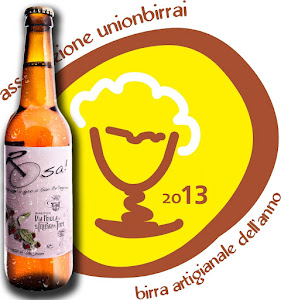La Rosa! Birra Dell'Anno 2013