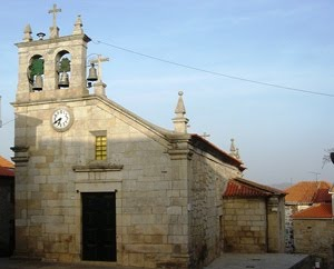 Igreja Paroquial de Tabuao