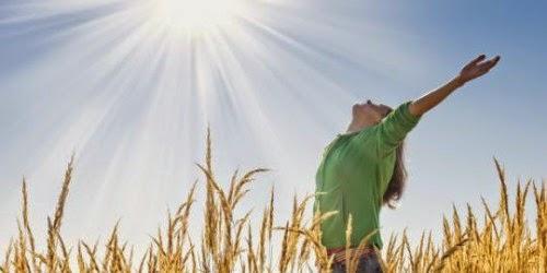 La Luz Solar reduce la presión sanguínea