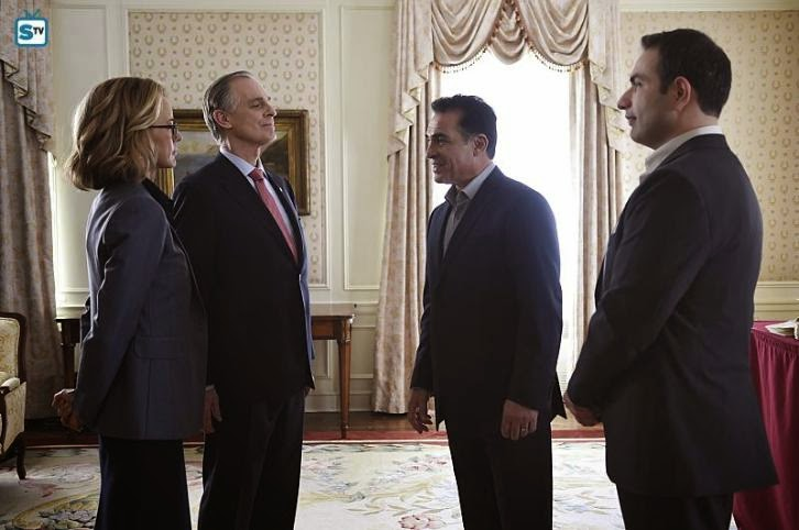 "Madam Secretary - The Kill List - Advance Preview: ""A deal with Iran?"""