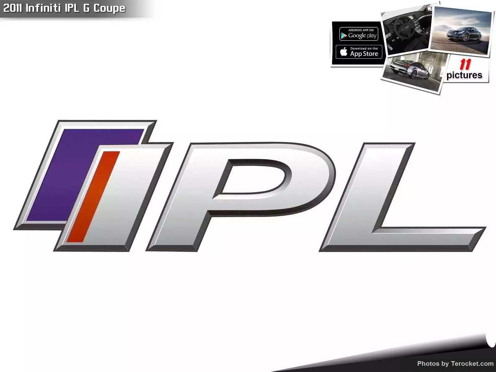 Hình ảnh xe ô tô Infiniti IPL G Coupe 2011 & nội ngoại thất