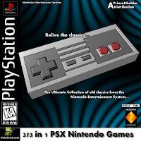 373 Jogos de Nintendo (PS1)