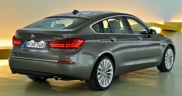 2017 bmw 5 series gran turismo rendered auto bmw review. Black Bedroom Furniture Sets. Home Design Ideas