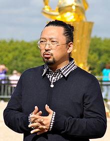 Takashi Murakami Donating Charity