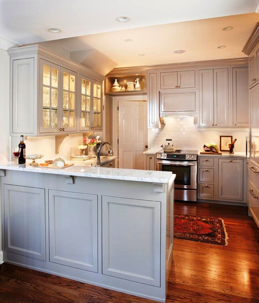 Consider Installing A Dimmer in kitchen