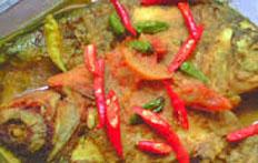 cara membuat, membikin, memasak ikan bawal bumbu kuning enak, sedap, nikmat, gurih, lezat