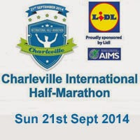 Fast Half-Marathon course in North Cork