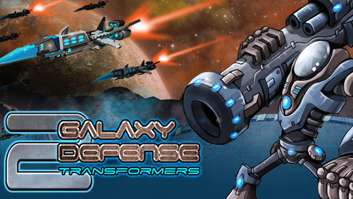 Galaxy Defense 2 Transformer Gameplay Android