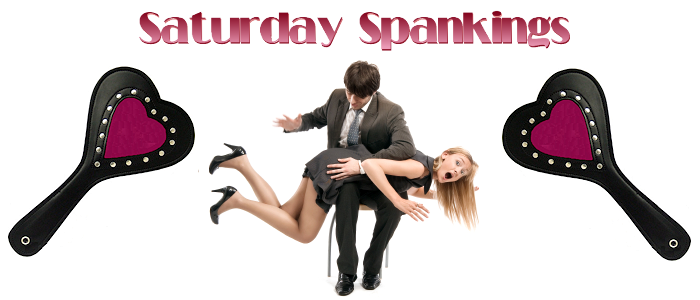 Saturday Spankings Valentine's Day