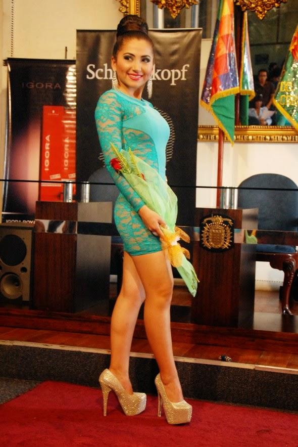 Fotos de las candidatas a miss cochabamba 2013 11