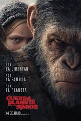 La Guerra Del Planeta De Los Simios (14-07-2017)