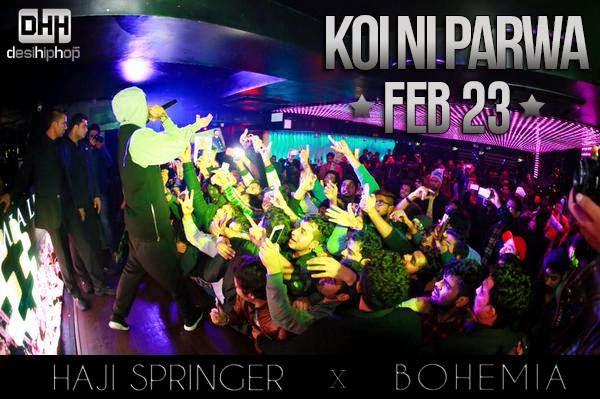 Koi Ni Parwa - Haji Springer x Bohemia (Official Trailer) - Pesa Nasha Pyar - Desi Hip Hop