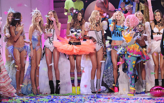 The Victorias Secret Fashion Show (2012)