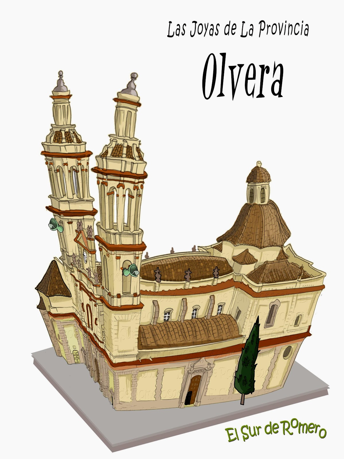 """<img src=""""Iglesia Encarnación.jpg"""" alt=""""Monumentos en cómic""""/>"""