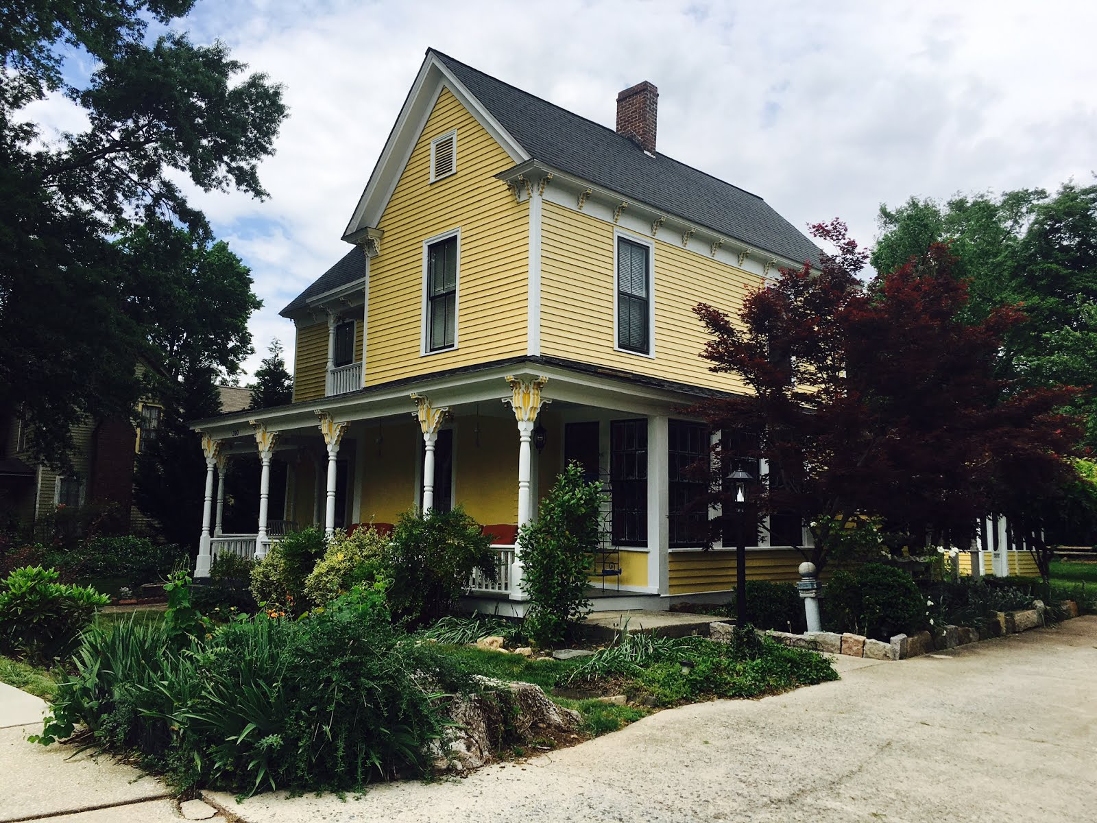 310 E. Bank Street, Salisbury NC 28144 ~ circa 1895 ~ $249,900