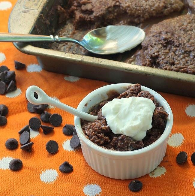 Mix it Up: Chocolate Pudding Cake