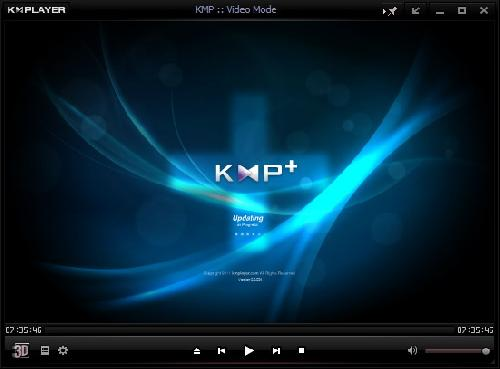 KMPlayer version 3.3.0.33 portable