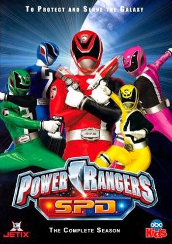 Power Rangers S.P.D. (2005) ΜΕΤΑΓΛΩΤΙΣΜΕΝΟ  ταινιες online seires xrysoi greek subs