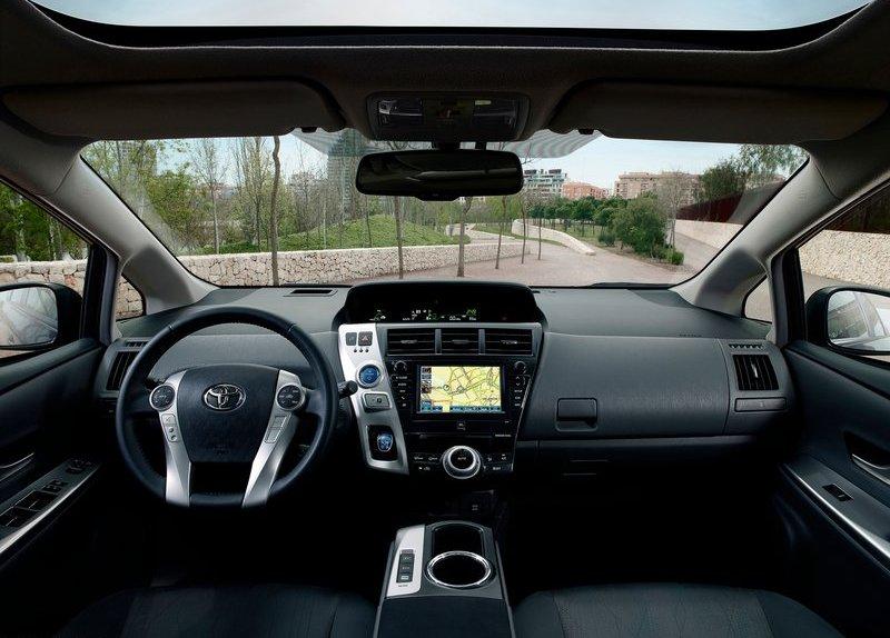 2013 Toyota Prius Plus