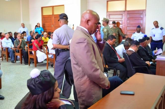 Prisión domiciliaria para el alcalde de Las Terrenas